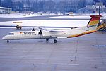 204ay - Tyrolean Airways DHC-8-402 Dash 8Q, OE-LGF@SZG,25.01.2003 - Flickr - Aero Icarus.jpg