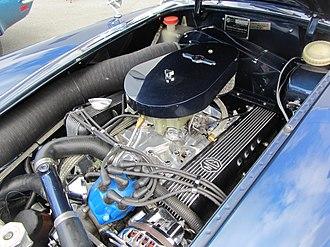 Buick V8 engine - L