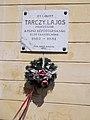 26 Jókai Street, plaque, 2020 Pápa.jpg
