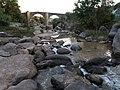 272 Pont Vell sobre el Llobregat (el Pont de Vilomara).JPG