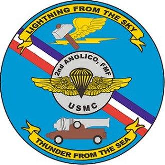 Air Naval Gunfire Liaison Company - Image: 2ANGLICO