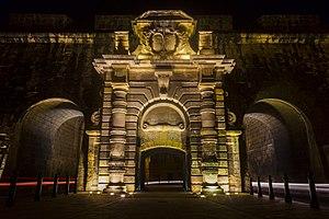 Santa Margherita Lines - St. Helen's Gate