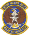 42d Air Refueling Squadron - SAC - Emblem.png