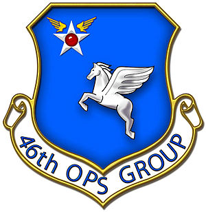 46th Operations Group - Emblem of the 46th Operations Group