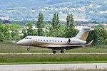 4K-AZ208 IAI Gulfstream G280 - ESW (18231891543).jpg
