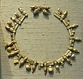 5th-4th century BCE Etruscan necklace by Mary Harrsch.jpg