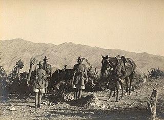 Waziristan campaign (1919–1920)