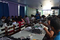 5th Waray Wikipedia Edit-a-thon 15.JPG