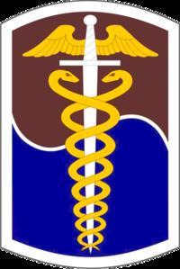 65th Medical Brigade 65 Med Bde SSI