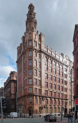 Harry S. Fairhurst - Lancaster House, Manchester 67 Whitworth Street