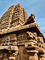7th century Sangameshwara Temple, Alampur, Telangana India - 36.jpg