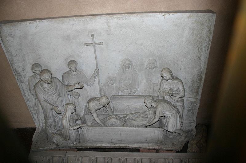 File:9691 - Milano - S. Ambrogio - San Vittore in Ciel d'oro - Foto Giovanni Dall'Orto 25-Apr-2007.jpg