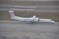 9A-CQE - DH8D - Croatia Airlines