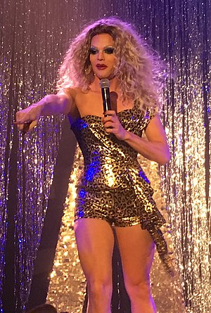 Willam Belli - Belli performing in Denver with The AAA Girls