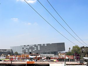 Mexico City Arena - Image: ACMX17