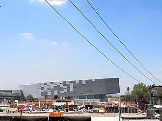 Mexico City Arena - Image: ACMX17