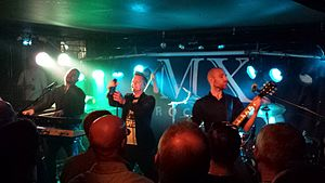 A.C.T - Swedish progressive rock band A.C.T in concert. Alingsås, Sweden, 16th of April 2016