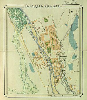 карта владикавказа скачать - фото 8
