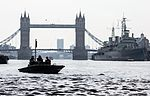 ARMY ENGINEERS TRAIN FOR OPS ON THE THAMES AMID HISTORIC RACE MOD 45160289.jpg