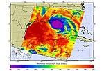 ASA's AIRs captures Hurricane Michael off Florida coast (31359835798).jpg