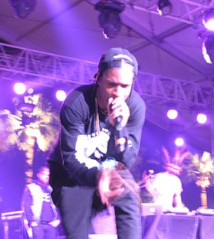 Live. Love. ASAP - Rocky at Coachella in 2012