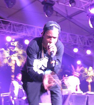 Live. Love. ASAP - Rocky at Coachella in 2012