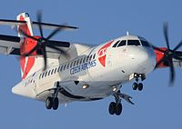 ATR ATR-42-500, CSA - Czech Airlines AN1658938.jpg
