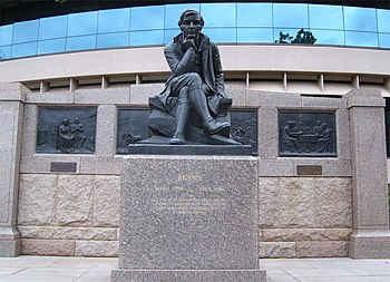Robert Burns memorial, Canberra, Australian Capital Territory (1935)