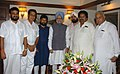 A Congress delegation from Jammu meeting with the Prime Minister, Dr. Manmohan Singh, in New Delhi on August 22, 2008.jpg