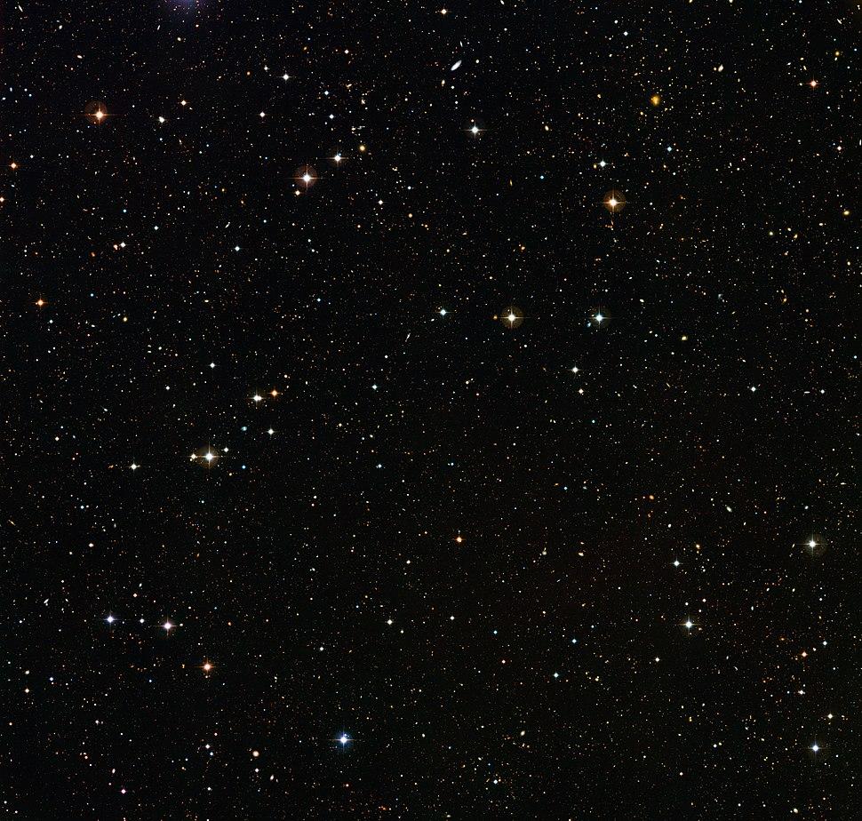 A Deep Look into a Dark Sky