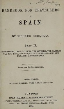 A Handbook for Travellers in Spain - Vol 2 - 1855.djvu