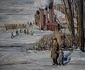 A Morning Snow-Hudson River (detail) at the Brooklyn Museum (80536).jpg