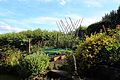 A garden at the north of Nuthurst, West Sussex, England.JPG