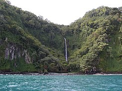 A gorgeous waterfall on isla del coco.jpg