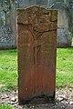 A gravestone in Edrom Churchyard - geograph.org.uk - 1297164.jpg