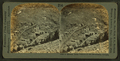 A mining camp nestled in the mountains, Nevada, by Keystone View Company.png