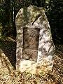 A nyíregyházi huszárok emléktáblája, 2008-10-12 Sóstógyógyfürdő - panoramio.jpg