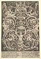 A panel of ornament with a woman holding a vase in centre MET DP824554.jpg