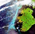 A plankton bloom across Ireland captured by Envisat ESA225550.jpg