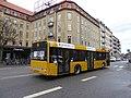 Aarhus bus line 3A at Banegårdspladsen 02.jpg
