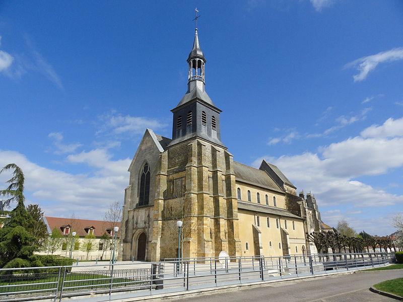 Abbatiale Saint-Pierre-et-Saint-Paul de Montier-en-Der