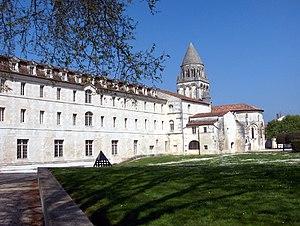 Sainte-Marie-des-Dames - Abbey of Sainte-Marie-des-Dames