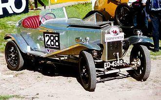 ABC (1920 automobile) - A.B.C. 12/40 HP Super Sports 1926
