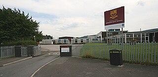 Aberdare High School School in Aberdare, Rhondda Cynon Taf, Wales