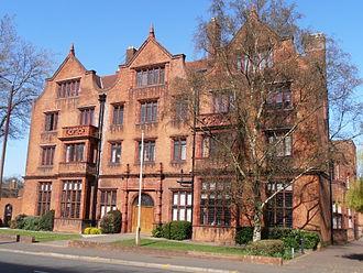 Aberdare Hall - Aberdare Hall
