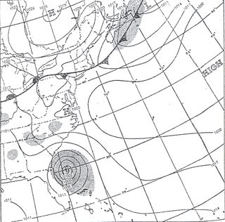 Hurricane Able (1952) Category 2 Atlantic hurricane in 1952