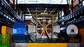 Above the CERN LHC ATLAS Detector.jpg