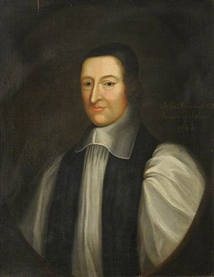 John Bramhall - Image: Abp John Bramhall