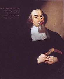Abraham Calov (Quelle: Wikimedia)