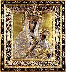 icône de Notre-Dame de Budslau